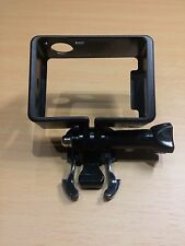 Plastic Holder Frame with Quick Release Buckle for GoPro Hero 3, 3+ and 4