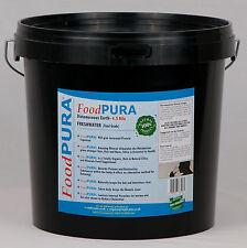 4.5KG Food Grade Diatomaceous Earth DE -  FoodPURA® Pure Fresh Water - Human use