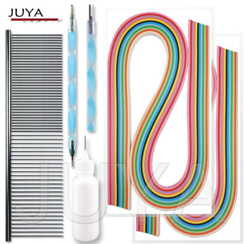 JUYA Quilling Paper and Tools Classic Set QK10