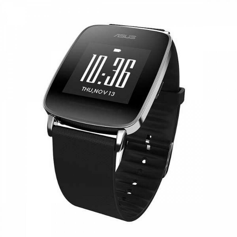 ASUS Wearable Device Smart Watch VIVO Watch Black Touch Screen Japan Tracking