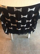 NWOT KATE SPADE BOW SCARF USD 128