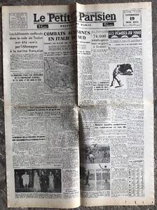N46-La-Une-Du-Journal-Le-Petit-Parisien-19-Mai-1944