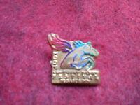 2001 Kentucky Derby Festival Gold Return Pin
