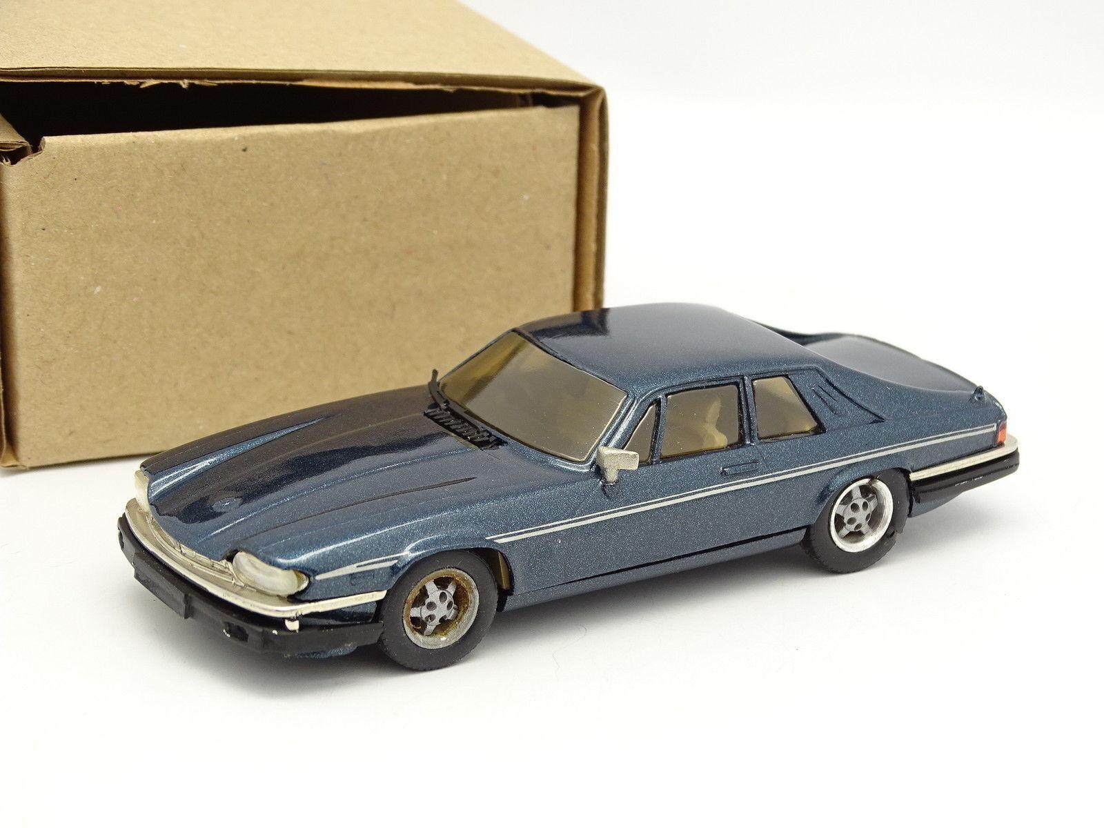 Western Models SB 1 43 - Jaguar XJS HE Blaue