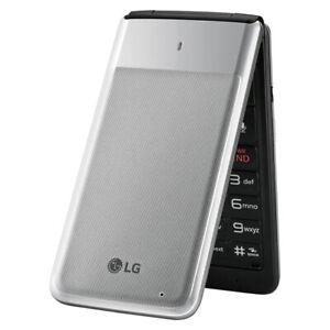 LG-VN220-Exalt-LTE-8GB-Verizon-Wireless-4G-LTE-Silver-Basic-Flip-Cellphone