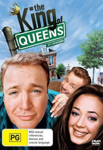 1 of 1 - The King of Queens : Season 3 (DVD, 2008, 4-Disc Set)