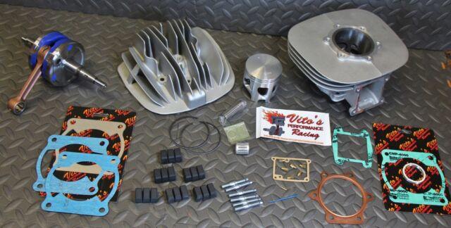 Vito/'s Performance BIG BORE 240 KIT 72.00 Wiseco Yamaha Blaster forged piston