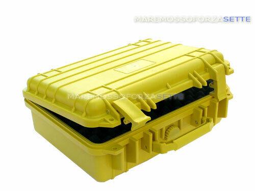 Suitcast Zak Box WaterBesteendig mm 330 x 280 x 120 Geel WaterBesteendig Poly