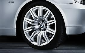 BMW Rims Style >> 19 Bmw Oem E60 E61 Genuine Oem Wheels Style 172m Double Spoke With Tires Ebay