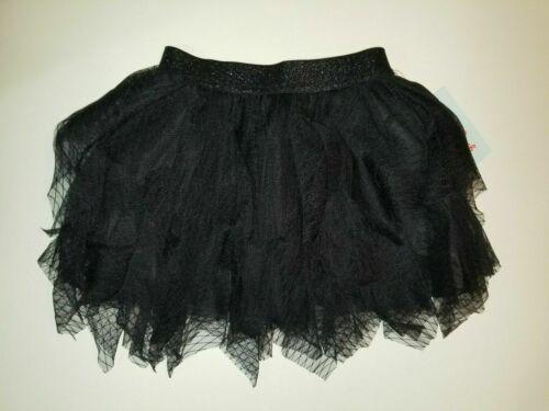 Toddler girls Tutu Skirt Black skirt sizes 3T or 4T Cat /& Jack NWT
