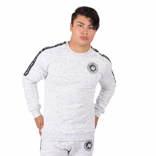 Gorilla Wear Saint Thomas Sweatshirt Mixed Gray Bodybuilding Fitness