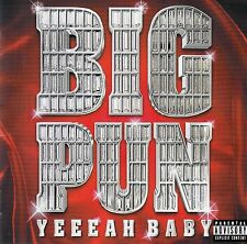BIG PUN : YEEEAH BABY / CD - TOP-ZUSTAND