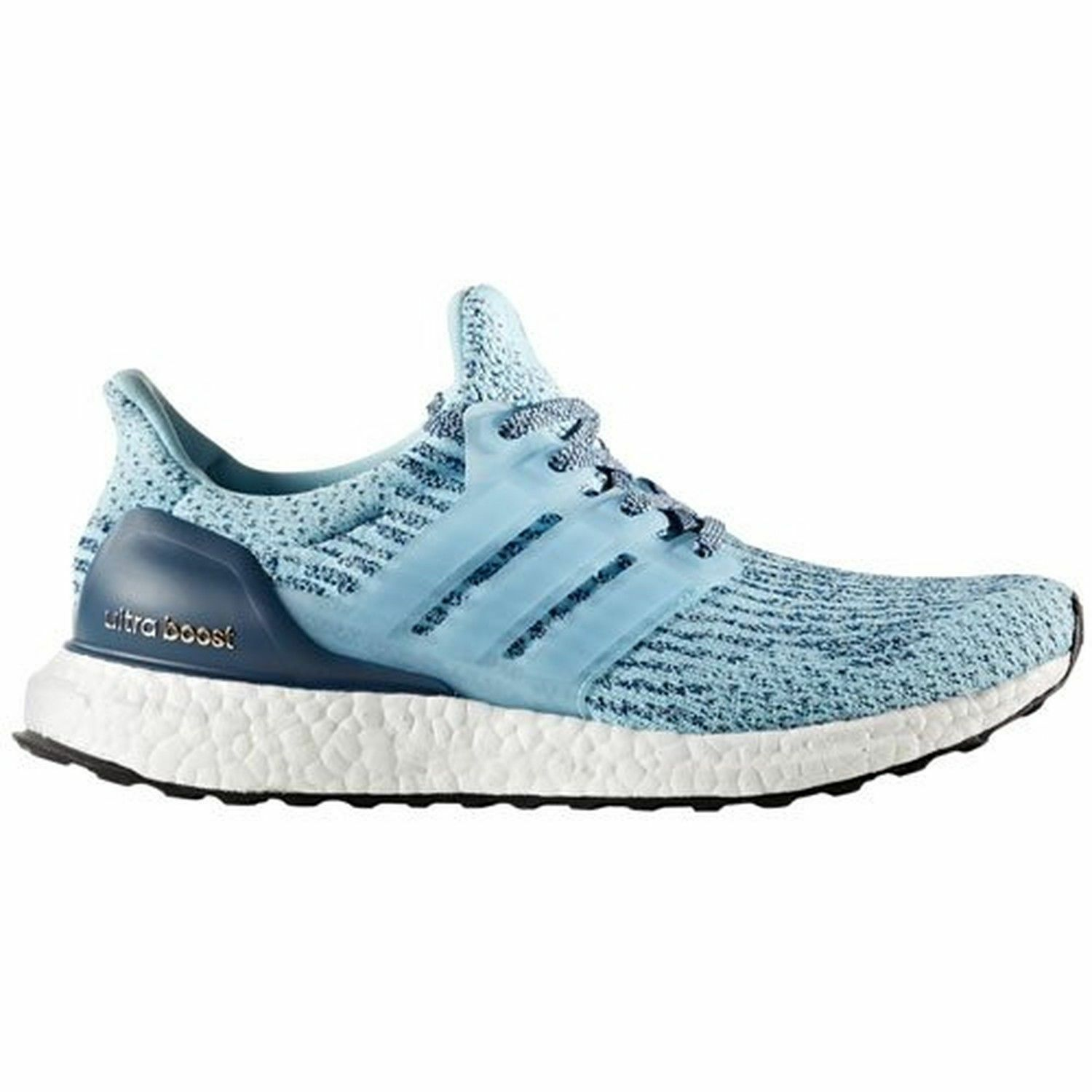 New  Adidas Ultra Boost Icey Blue Women S82055 LIMITED