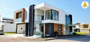 Casa con alberca en la Riviera Veracruzana