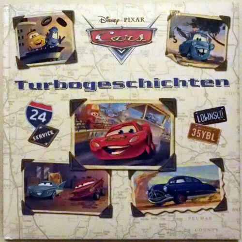 1 von 1 - Disney: Cars Turbogeschichten von Walt Disney | Buch | gebraucht