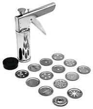 Urdhvamurti Stainless Steel Kitchen Press with 12 Different Jali Idiyappam and Sev Maker