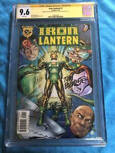 Iron-Lantern-1-Amalgam-CGC-SS-9-6-NM-Signed-by-Tom-Palmer-inker