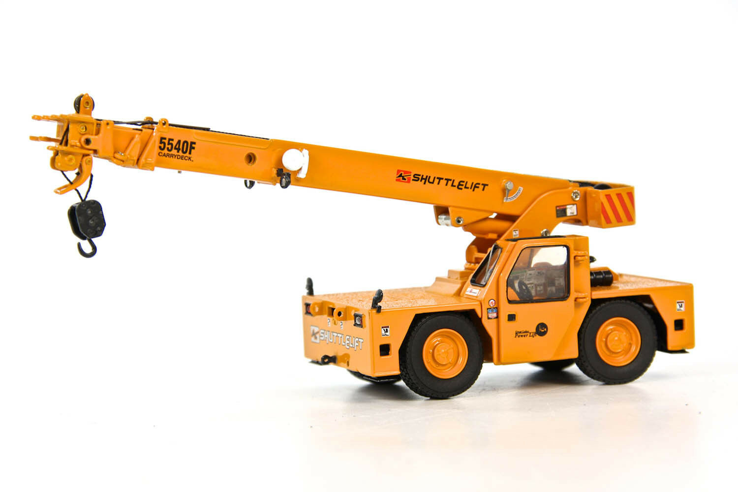 Épée SHUTTLELIFT 5540 F CRANE-Great Lakes Power 1 50 Die-Cast brand-new Comme neuf in box