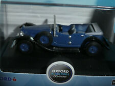 OXFORD 76ALV005 1//76 Alvis Speed Twenty Royal Blue New in Case