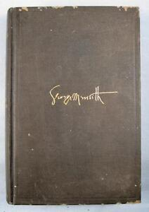 The-Amazing-Marriage-Volume-2-Antique-Book-George-Meredith-1895-C-Scribner-O