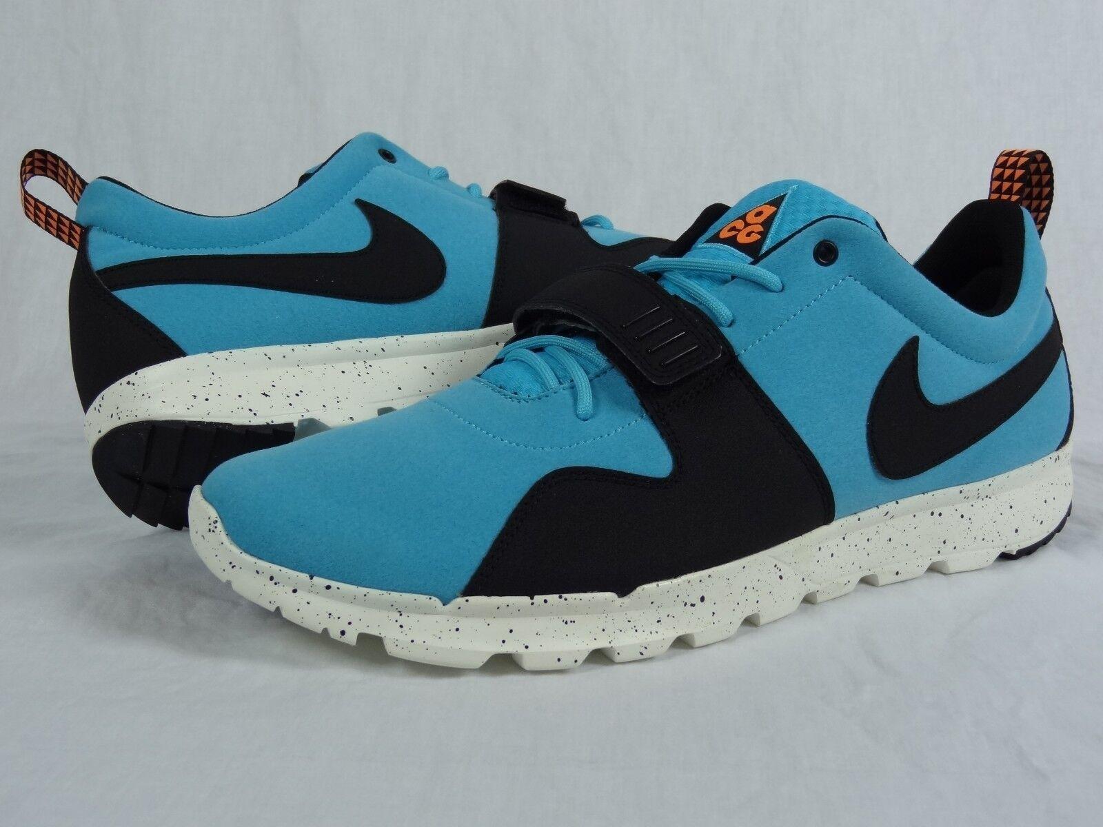 Mens Nike SB SB SB ACG Trainerendor sz 10.5-13 616575 406 Gamma blu nero training b259d0