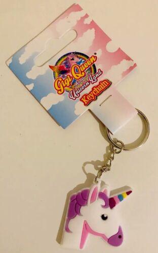 Unicorn PVC Keyring Keychain Girls Accessory Birthday Gift Children/'s Present