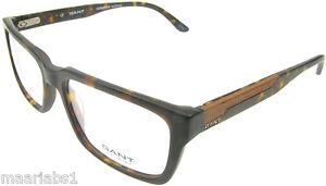 spectacle frames edhk  Image is loading AUTHENTIC-GANT-HAVANA-HANDMADE-ACETATE-EYE-READING-GLASSES