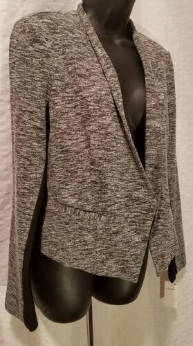 Størrelse Large Office Work Retail Blazercoat Jacket Roy Rachel 119 Grey Black L qwn1gwW0