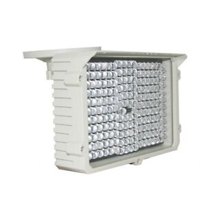 Details about Long Range WeatherProof CCTV IR Illuminator Distance Upto  426FT IP67 Rating 12V
