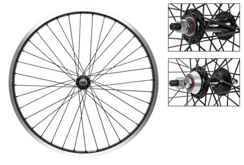 WM Wheels  24x1.75 507x22 Sun Rhyno Lite Bk 36 Bp Ff Seal Bk 110mm Ss2.0bk