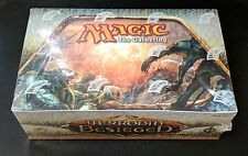 Magic MTG Mirrodin Besieged Booster Box Factory Sealed English