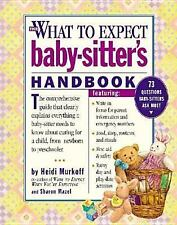 What to Expect Baby-Sitter's Handbook by Heidi Murkoff