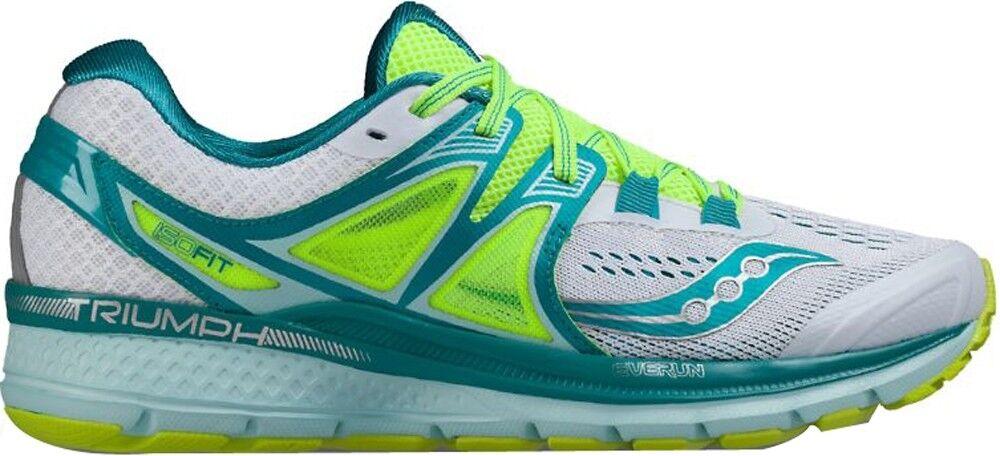 SAUCONY TRIUMPH ISO ISO ISO 3 donna Running scarpe-bianca f143f0