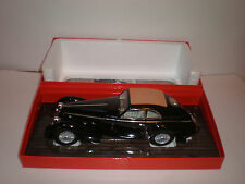 1/18 ALFA ROMEO 8C 2500 B LUNGO 1938 Black  Minichamps