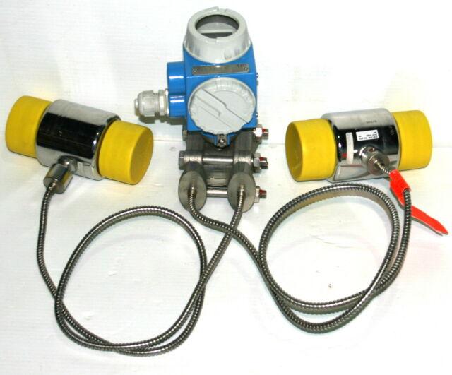 Endress+Hauser Deltabar FMD633-LB4 Differential Pressure Transmitter