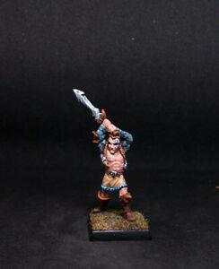 BMA-PRO-PAINTED-AD-amp-D-Fantasy-Ornon-Male-Barbarian-Warrior