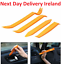 4PCS-Car-Door-Trim-Panel-Dash-Stereo-Radio-Installer-Removal-Pry-Tools-Plastic thumbnail 1