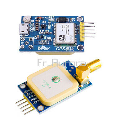 NEO-7M GPS Satellite Positioning Module for Arduino STM32 C51 Replace NEO-6M TOP