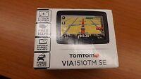 Tomtom Via 1510tm Se 5 Portable Gps Navigator