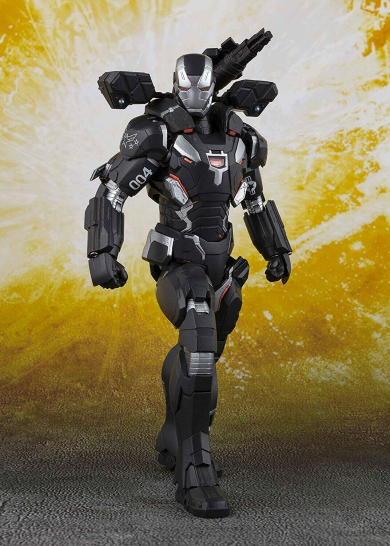 SH Figuarts Vengadores Infinito Guerra-Mk4 máquina de guerra