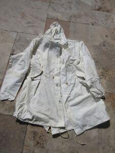 US-Army-Parka-Field-Overwhite-M-1950-Fishtail-Korea-Winter-Camo-Mint-Size-M