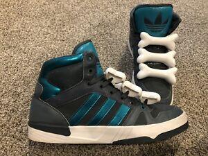 best wholesaler 61511 3ef66 Image is loading Adidas-Jeremy-Scott-Bones-Size-10-RARE