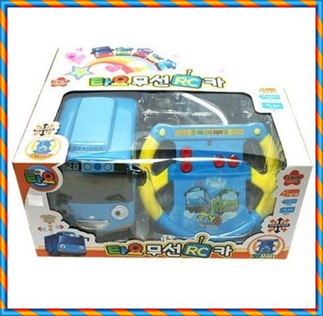The Little Bus Bus TAYO Remote Control Mini Car