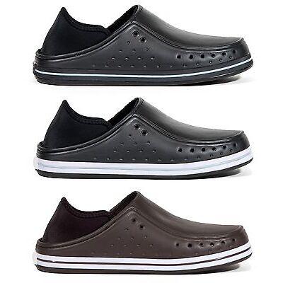 Swiss Wear Casual Loafer Mens Slip on Water Resistant Boat Shoe