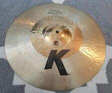 "Zildjian K Custom Hybrid 19"" crash cymbal"