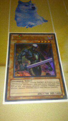 Dark Grepher TU03 FR001 Ultra Rare French Yugioh