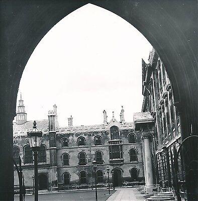 Angleterre C. 1958 - King's Collège Cambridge - Div 10475 Gematigde Kosten