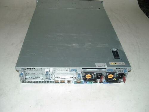 32gb HP Proliant DL380 G7 2x Xeon QC X5570 2.93GHz 8x 146gb DP 2x 750w