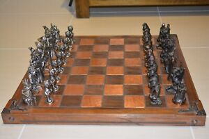 Graeme-Anthony-War-of-the-Rings-Chess-Set-Ed-16-No-110