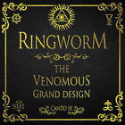 The Venomous Grand Design by Ringworm (CD, Aug-2007, Victory Records (USA))